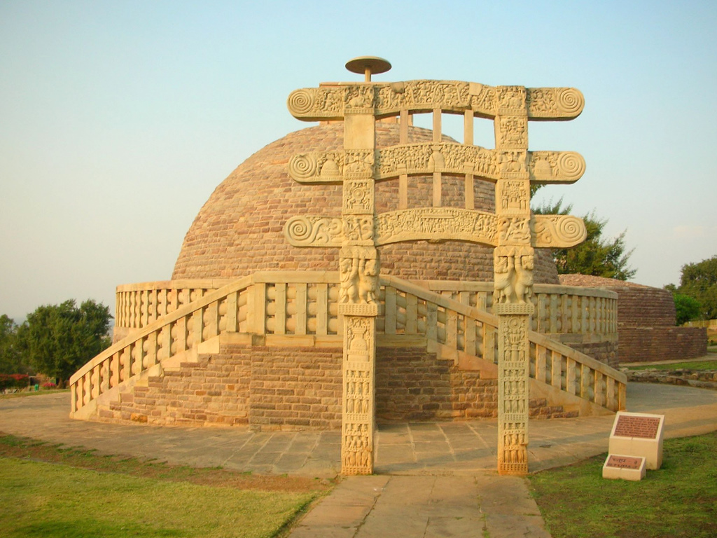 Buddhist Monument
